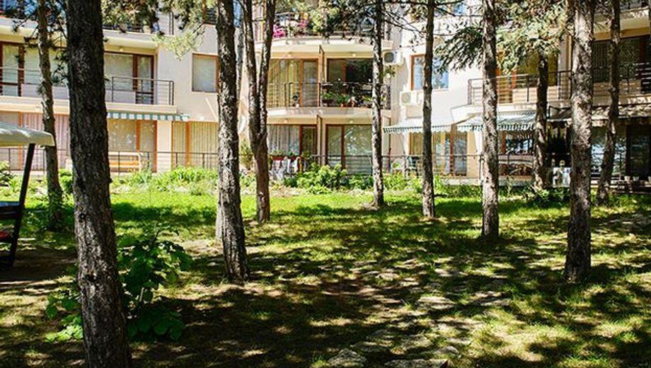 двустаен апартамент ален мак tjttx1td