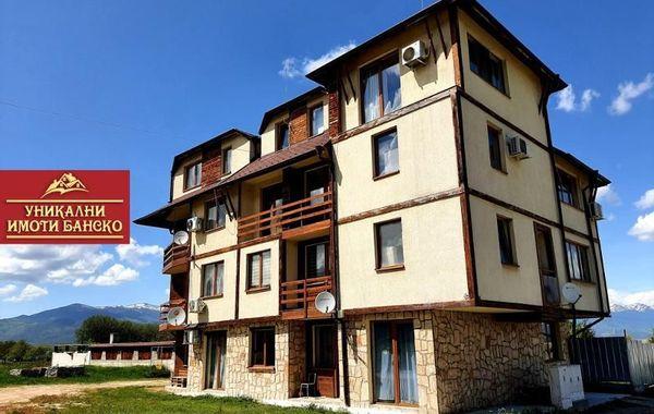 двустаен апартамент банско sv43b4m2