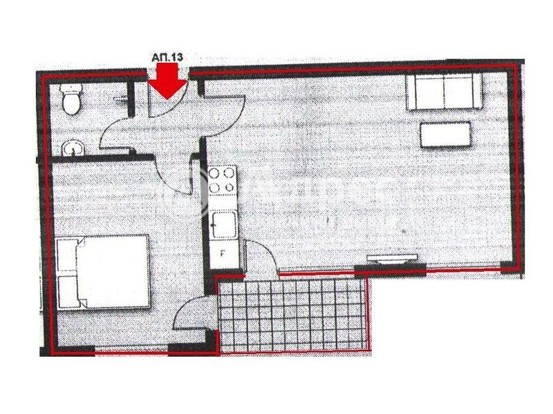 двустаен апартамент благоевград m8tf93y2