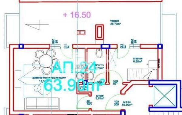 двустаен апартамент бургас 1a872de3