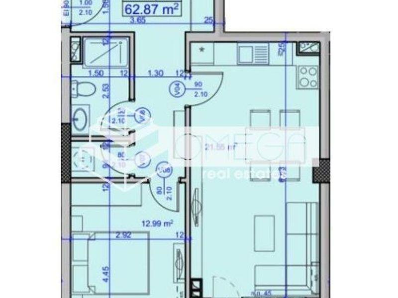 двустаен апартамент бургас jdd3vqgr