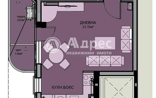двустаен апартамент бургас y41vsjk7