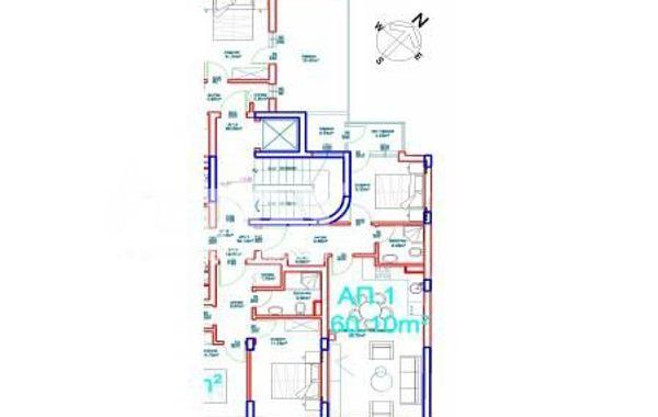 двустаен апартамент бургас yeamp3el