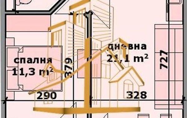 двустаен апартамент варна 17kt93dh
