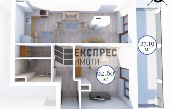 двустаен апартамент варна 19vc9qw6