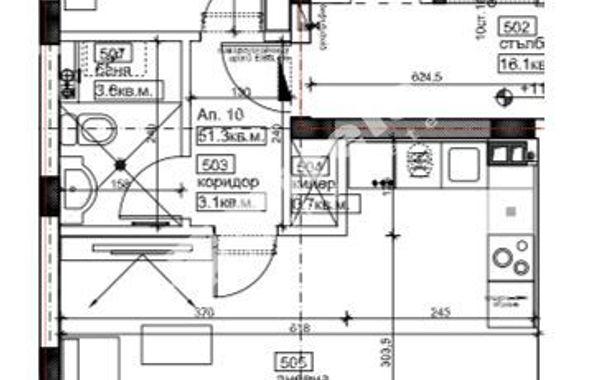 двустаен апартамент варна 478mtle7