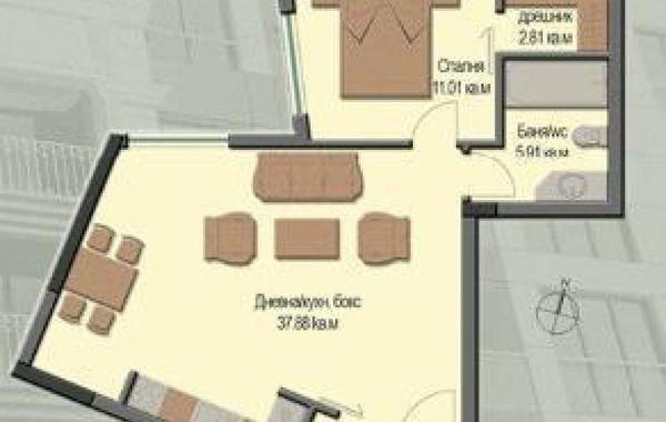 двустаен апартамент варна 57cwyy8d