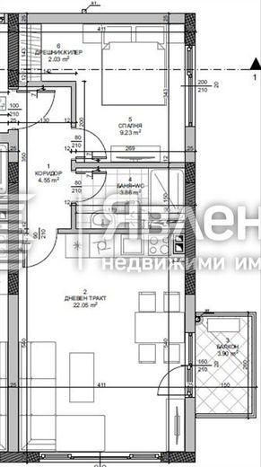 двустаен апартамент варна 57rme8ub
