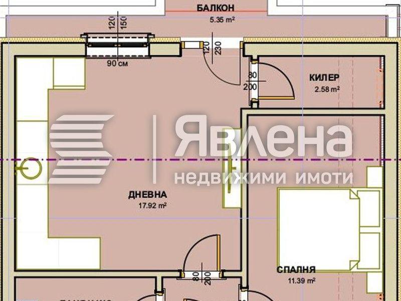 двустаен апартамент варна 7p4st9uk