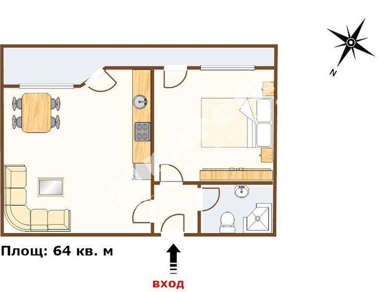 двустаен апартамент варна ahus7qvc