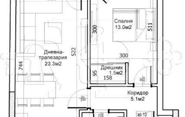 двустаен апартамент варна btdcb8ve