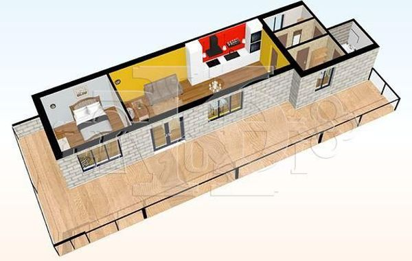 двустаен апартамент варна c719c6fp