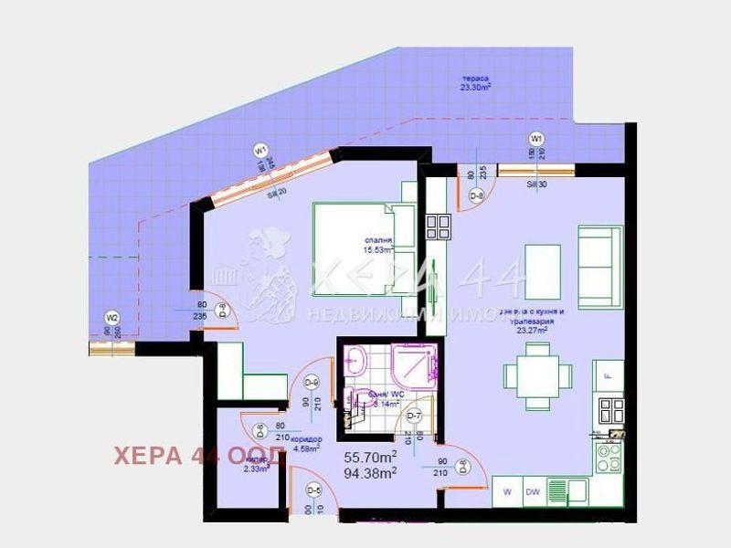 двустаен апартамент варна d3sbbfed