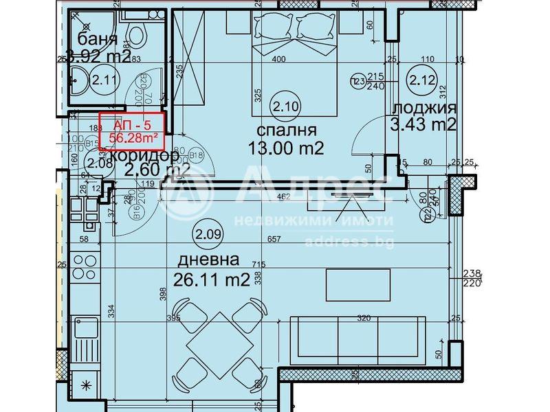 двустаен апартамент варна d4n4x3nq