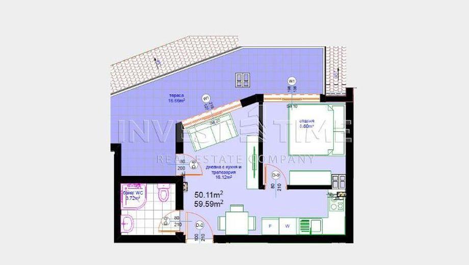 двустаен апартамент варна ebgt2m78