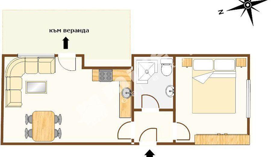 двустаен апартамент варна gh4akm6a