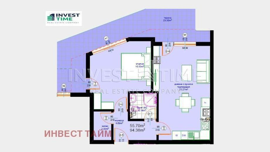 двустаен апартамент варна gs5vq3pf