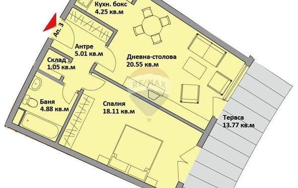 двустаен апартамент варна h6xn5juf