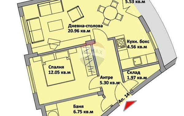 двустаен апартамент варна hrv3jwae