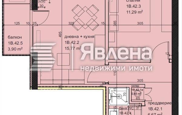 двустаен апартамент варна lns287vj