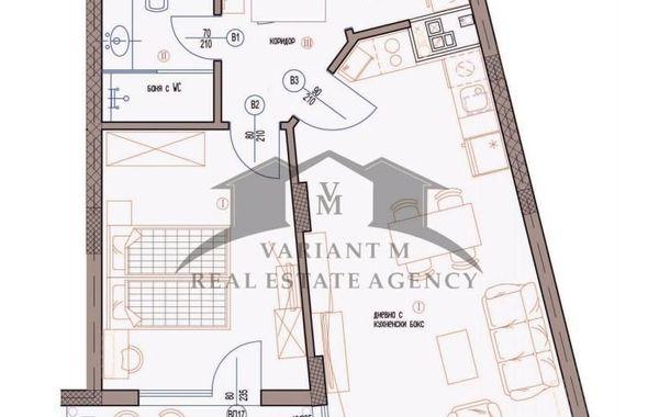 двустаен апартамент варна rhb1ync1