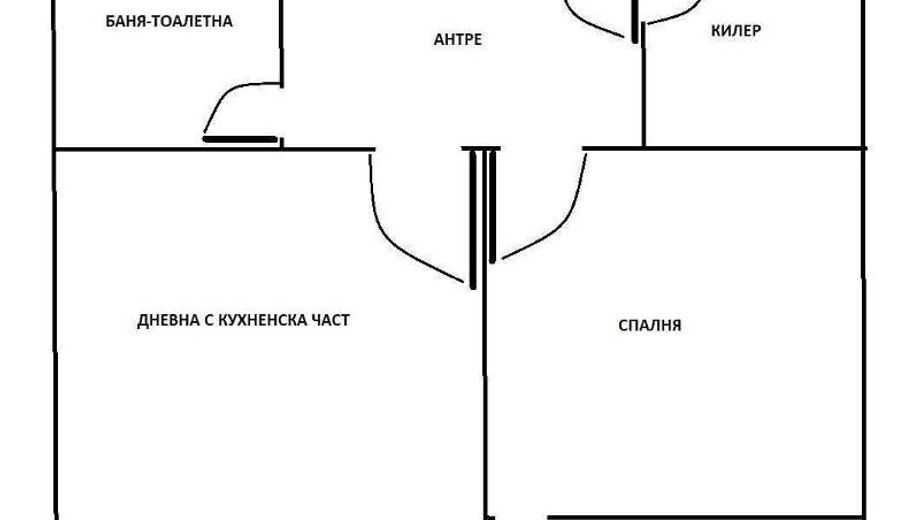 двустаен апартамент варна vqce2f6h