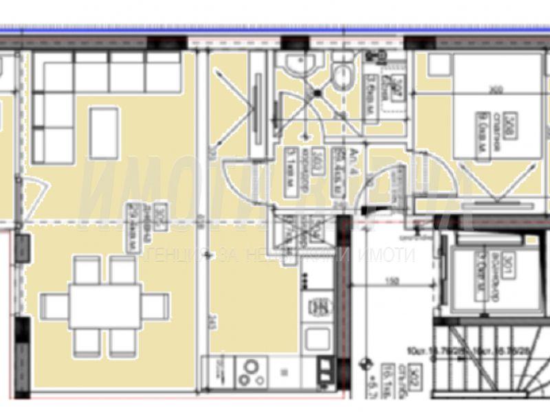 двустаен апартамент варна vsjb1mbj
