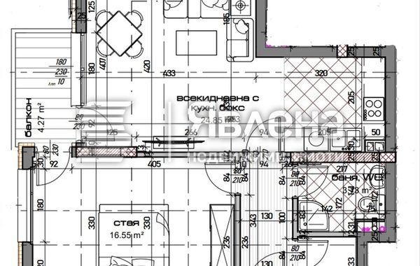 двустаен апартамент варна vudb8j1s