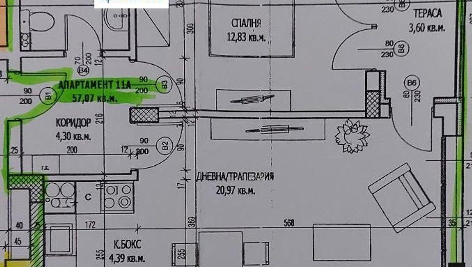 двустаен апартамент велико търново hl95hb77
