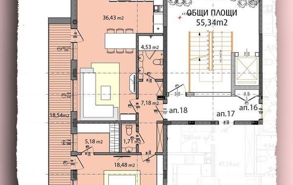 двустаен апартамент перник 7enqqu95