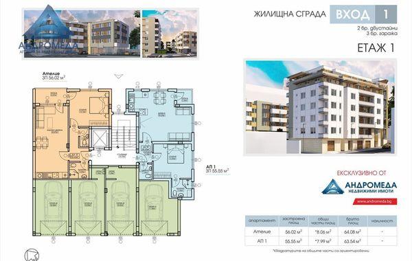 двустаен апартамент плевен 5sx8t4hk
