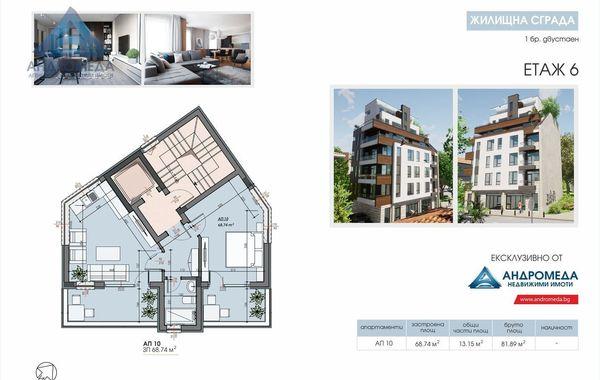 двустаен апартамент плевен j6ab6hs5