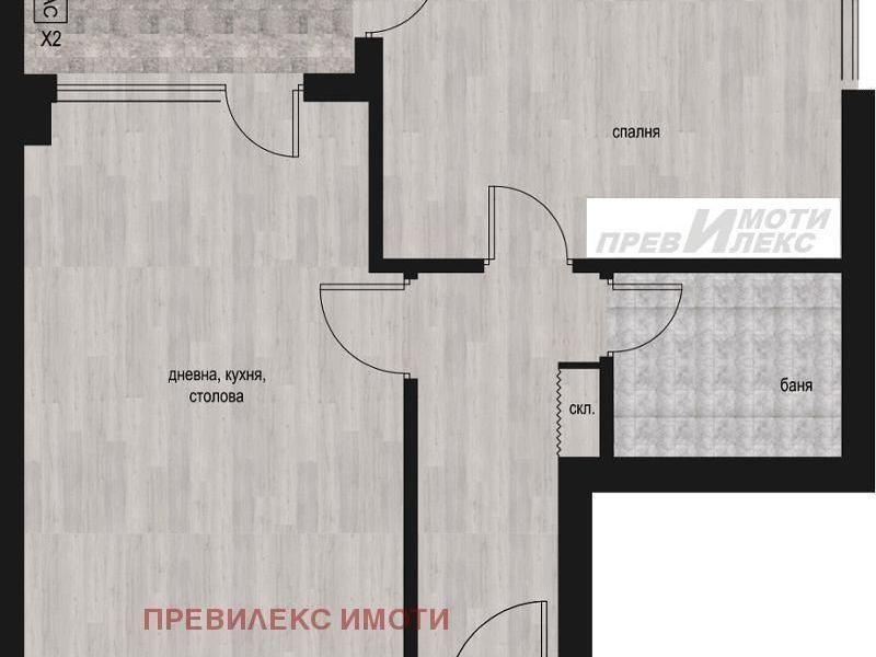 двустаен апартамент пловдив 1peqla13