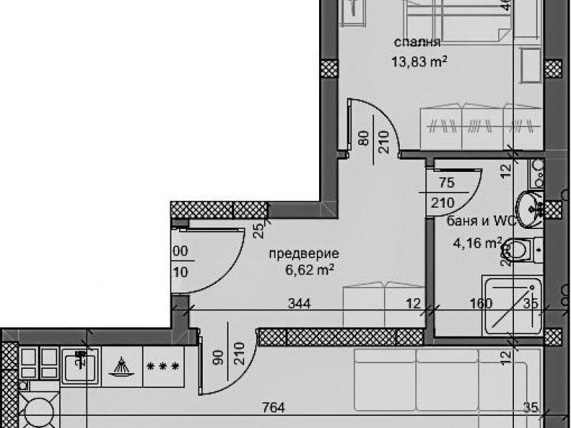 двустаен апартамент пловдив 363w8n2x