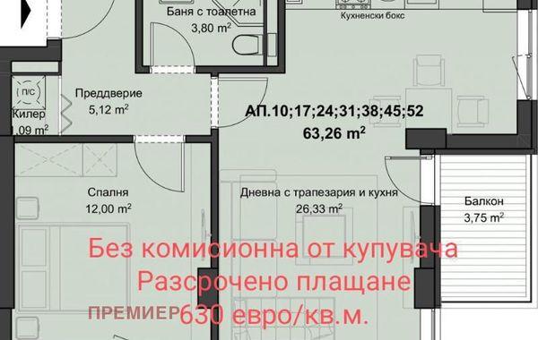 двустаен апартамент пловдив 3y87nr9k