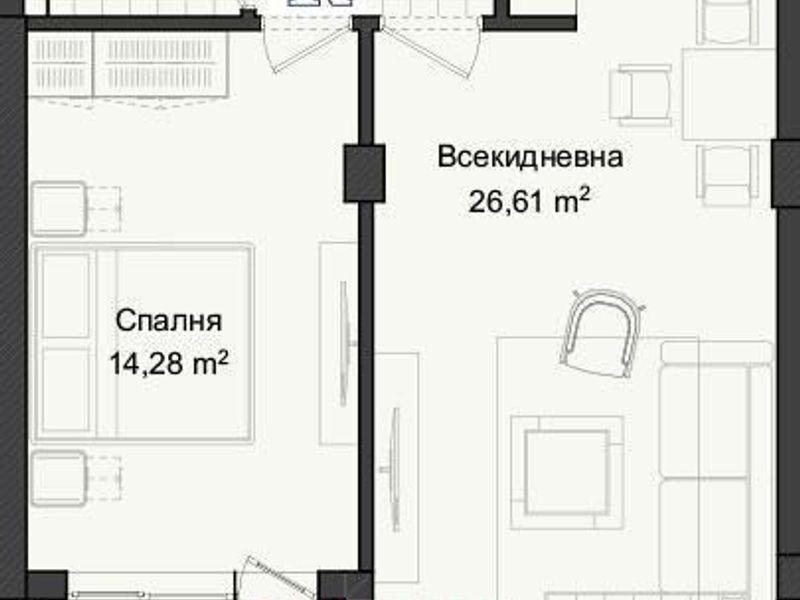 двустаен апартамент пловдив 7uaj97lc