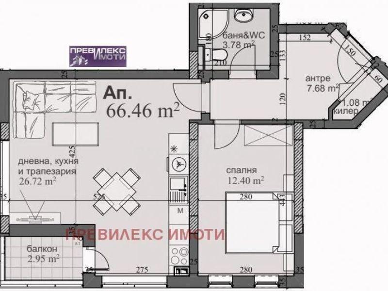 двустаен апартамент пловдив 7x4mry7w