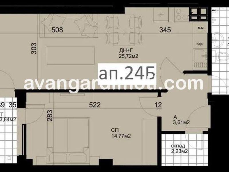 двустаен апартамент пловдив dqukb639