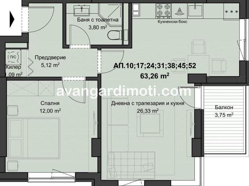 двустаен апартамент пловдив ebm7ps2y