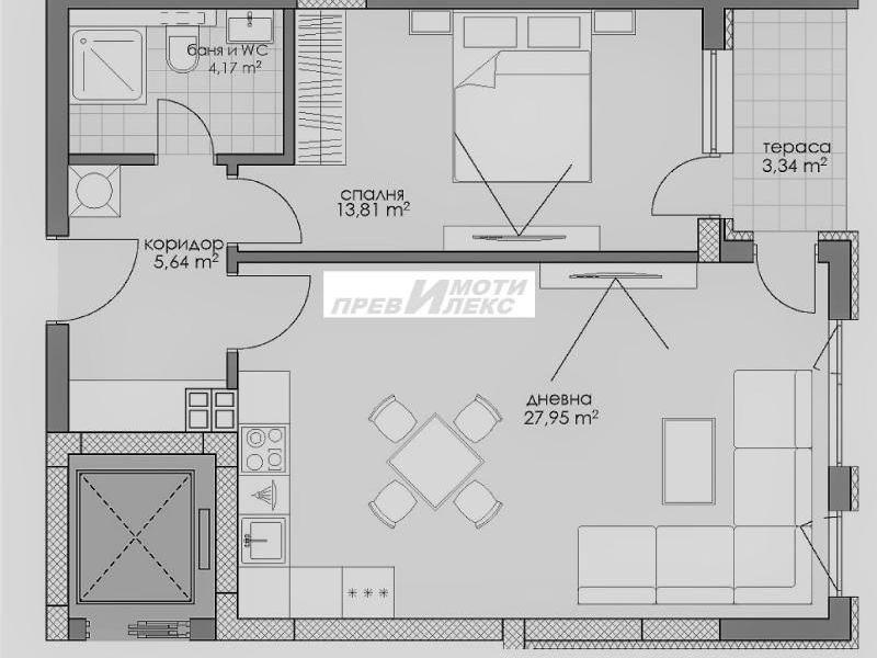 двустаен апартамент пловдив k6txnqm8