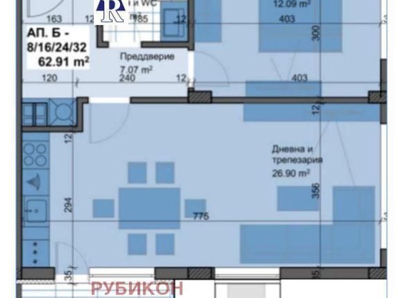 двустаен апартамент пловдив lm77g5ru