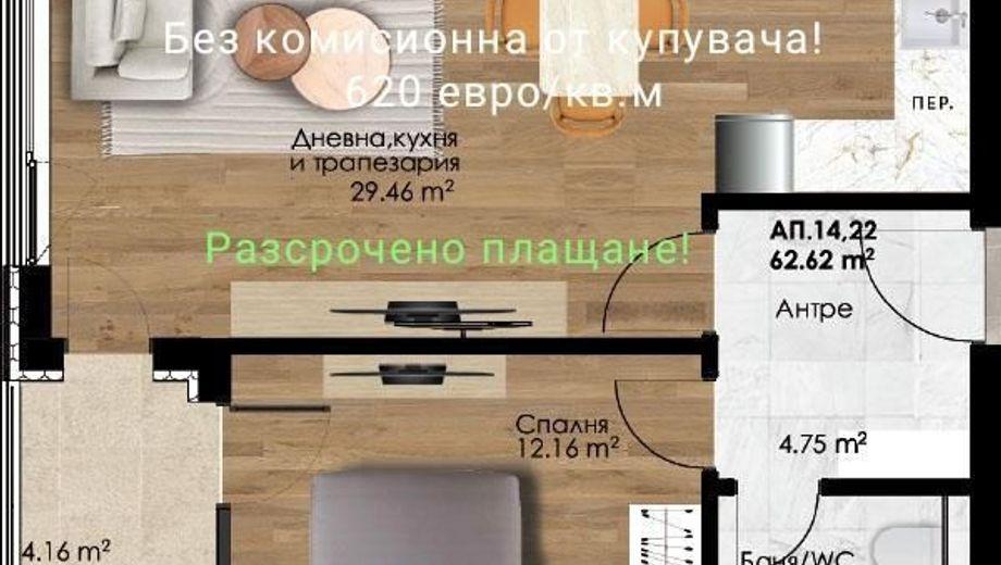 двустаен апартамент пловдив rdx3p4d1