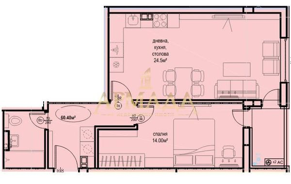 двустаен апартамент пловдив sfcs6t63