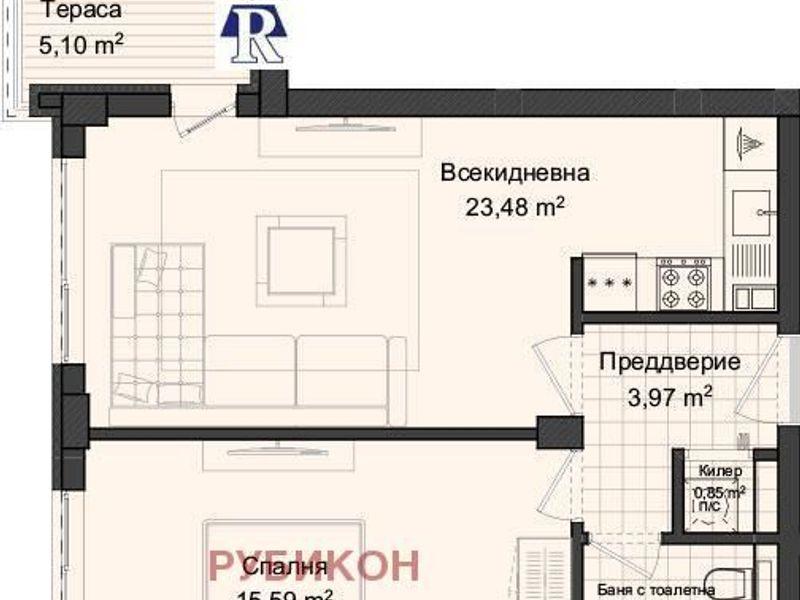 двустаен апартамент пловдив t9g6rbgy