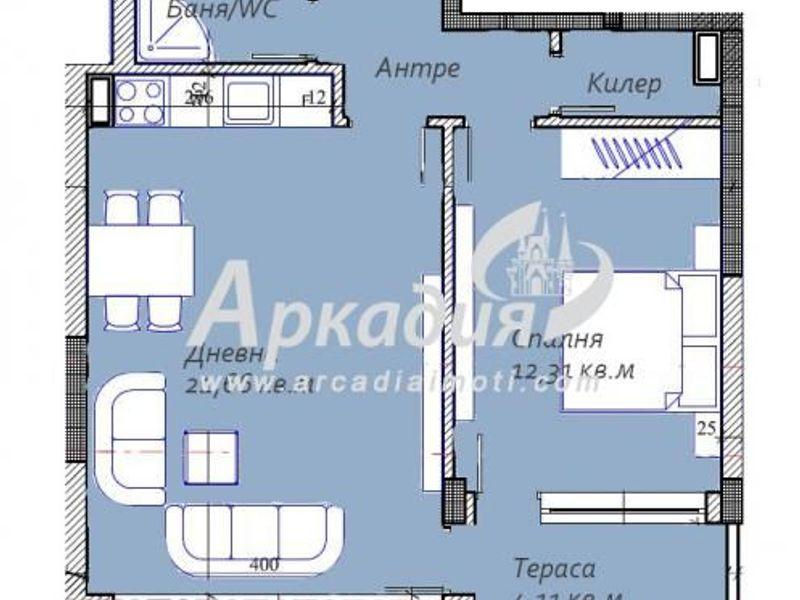 двустаен апартамент пловдив v7q2tmb8