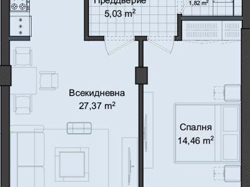 двустаен апартамент пловдив yx79tp41