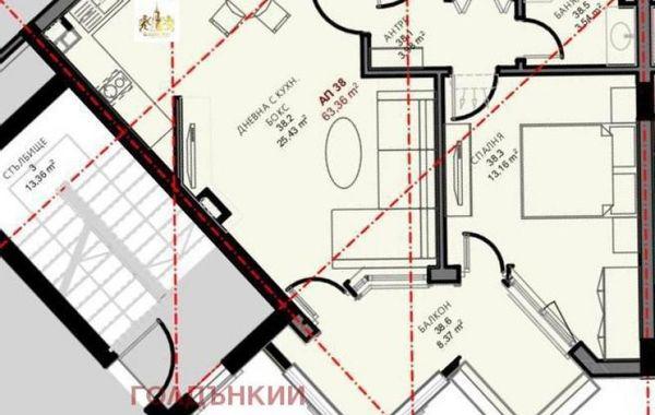 двустаен апартамент поморие ebv9f7wv