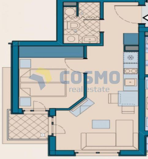двустаен апартамент поморие g4d5gq4m