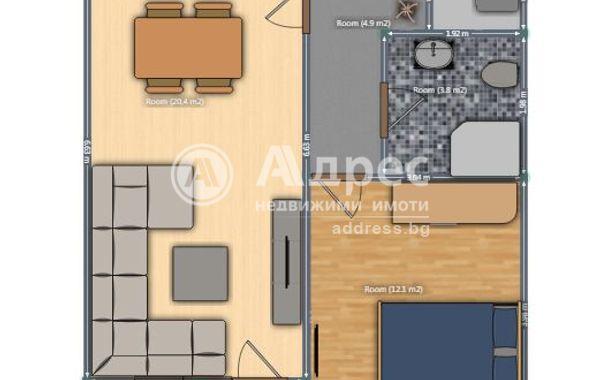 двустаен апартамент русе 36pq5cy5