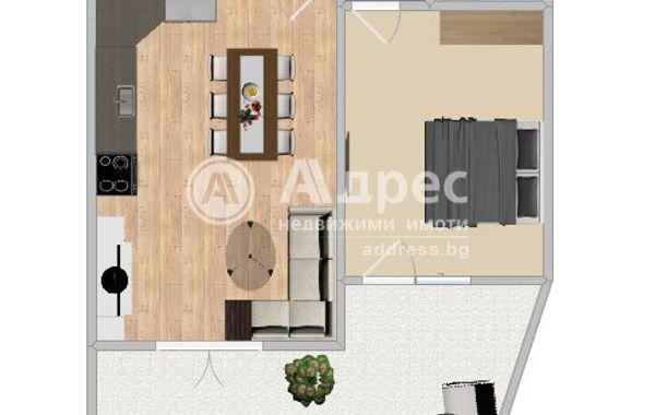 двустаен апартамент русе 47pnlxmt